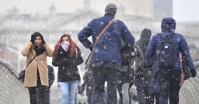 The Media Discrimination Against Cold Weather
