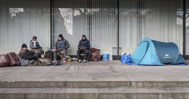Rising Homelessness Among Working Californians