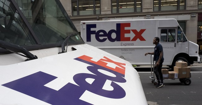 Package Meant for Austin Explodes at FedEx Facility Near San Antonio