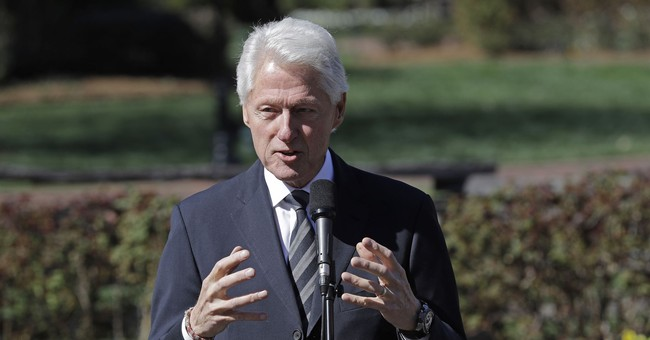 Bill Clinton: Media Treated Obama Favorably Possibly Because of His Race