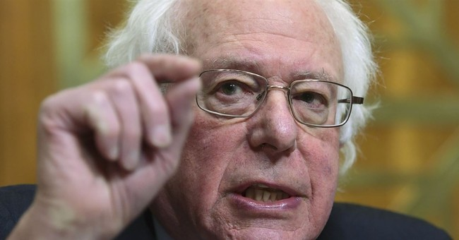 Days After Trashing Democratic Party, Bernie Sanders Praises Its Leftward Shift