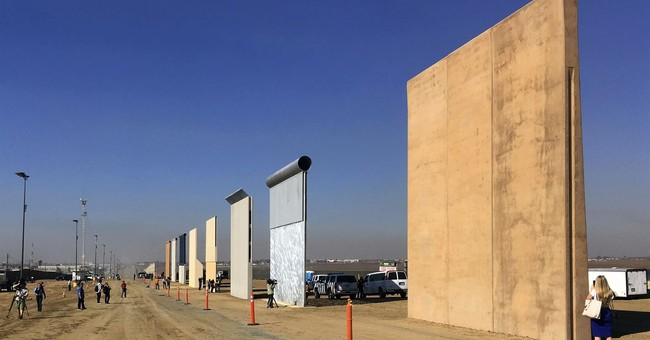 Trump Will Review Border Wall Prototypes in California Today