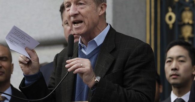 The 2020 Democrats: Tom Steyer