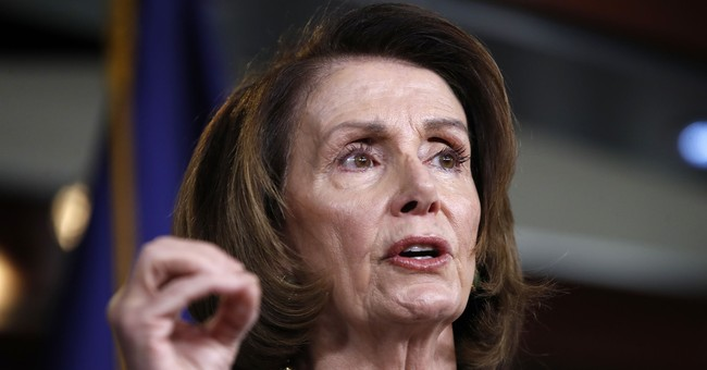 Pelosi Dismisses Lamb's Disavowal of Her on Campaign Trail: He Didn't Run Against Me the Entire Time