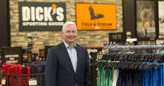 Could This Be The Reason Why Dick's Sporting Goods CEO Destroyed Millions Of Dollars Worth of Guns?