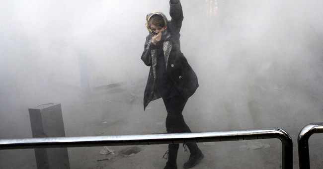 Iranian Unrest a Harbinger of Real Change? Let's Hope So