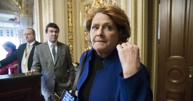 Fiasco: Heitkamp Ad Apologizing For Misidentifying And Outing Sexual Assault Survivors May Have Violated FEC Regs