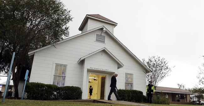 An Avoidable Tragedy: Air Force Totally Failed To Inform FBI About Texas Church Shooter