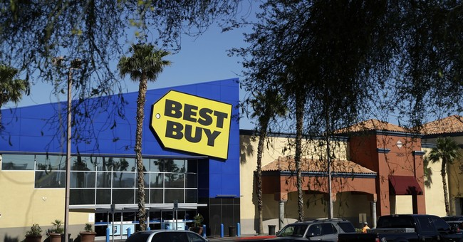 Best Buy Hikes Quarterly Dividend 32% (BBY)