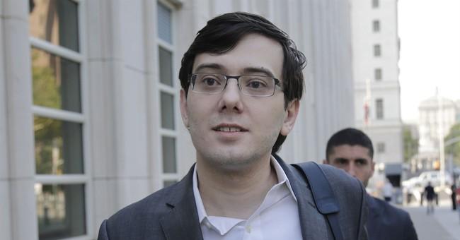'Terribly Sorry' Martin Shkreli Sentenced to Seven Years