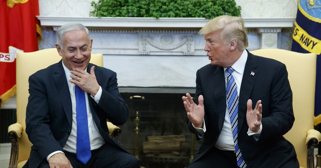 Historic Justice: Trump and Netanyahu Make the Golan Offical at the White House