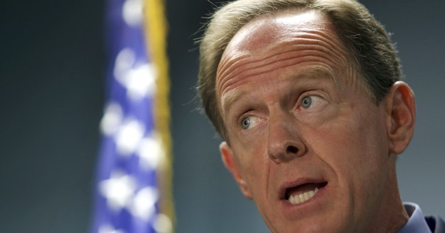 Senate Strikes a Deal Over Toomey's '11th-Hour Demand' in the COVID Relief Bill