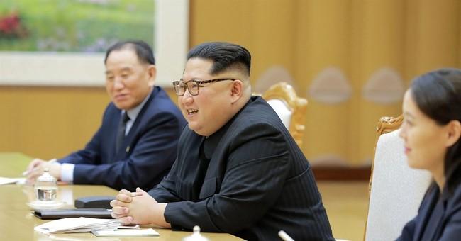 Trump's North Korean Talks Linked To Threatened Steel Tariffs?