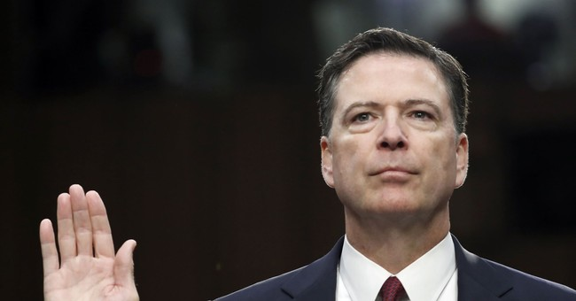 Comey's Hubris Will Be His Demise