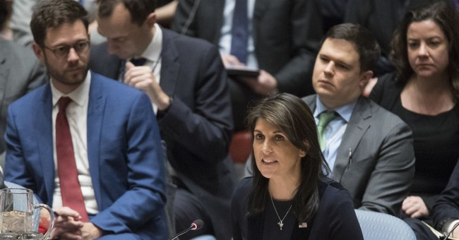 Nikki Haley Says Russia Must Be Held Accountable for Chemical Attack: 'A Defining Moment'
