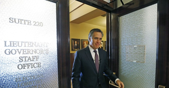 Romney Refuses to Say Whether or Not He Will Endorse Trump