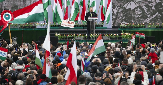 Hungary, the Huffington Post, Christianity, and Islam