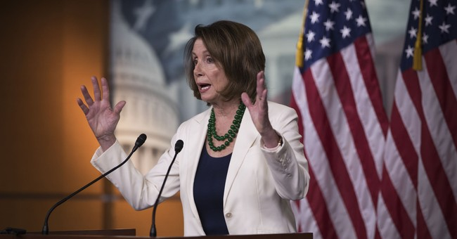 Pelosi Says Kavanaugh's Nomination Could 'Destroy Roe v. Wade' and 'Puts Everything at Risk'