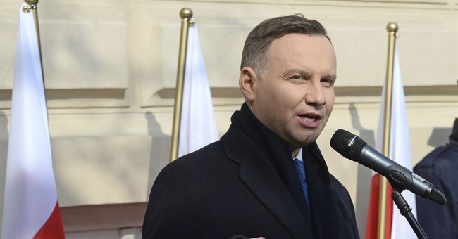 Poland Goes From World's Best Performer To Worst Over Holocaust Speech Law