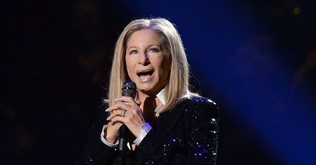 Barbra Streisand: Female Trump Voters Don't Believe in Their Own Thoughts and Were 'Intimidated' by Hillary