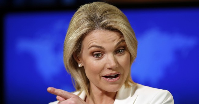 Heather Nauert Doesn't Have the Clout to Be in Trump's Cabinet