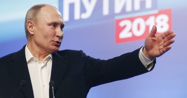 Six More Years: Putin Crushes Opponents in Landslide Election Victory