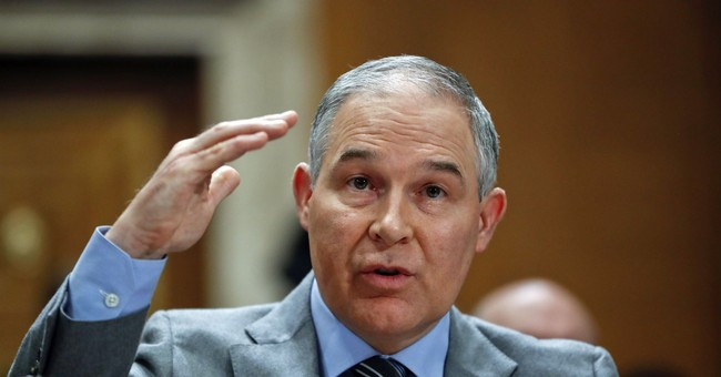 Pruitt Pushes Back at 'Narrative' About His Travel Expenses