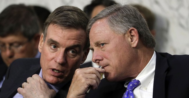 Senate Intel Panel Unveil Election Security Recommendations