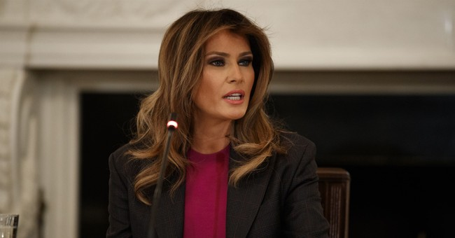 Melania Trump Responds to Critics of Her Anti-Cyberbullying Initiative