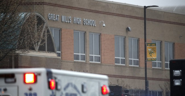 UPDATE: Maryland School Shooting Ended Thanks to Armed, Trained Guard