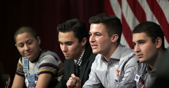 Time Magazine Features Parkland Students Pushing for Gun Control, Leaves Out a Few Details