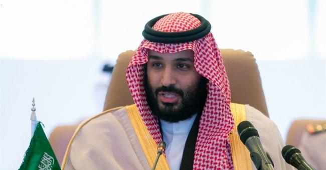 Trump Hosting Saudi Prince at the White House Tuesday