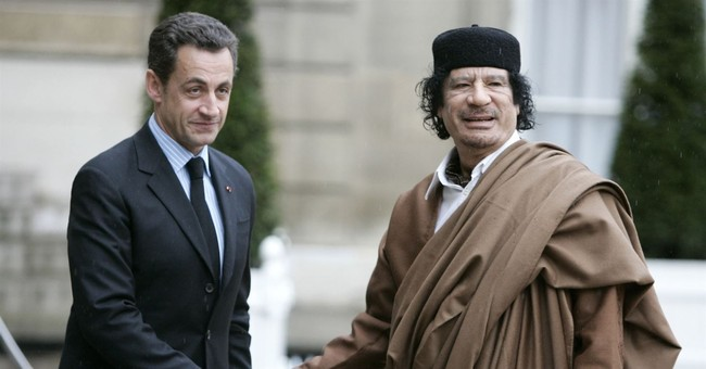Police Arrest Ex-President of France on Claims of Illegal Campaign Funding from Libyan Dictator