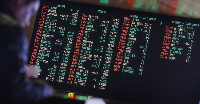 Floodgate Opens to Sports Gambling