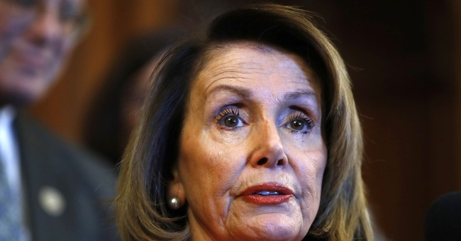 Pelosi continues to rip tax reform