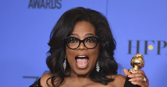 Trump thinks he can beat Oprah Winfrey in a presidential face-off