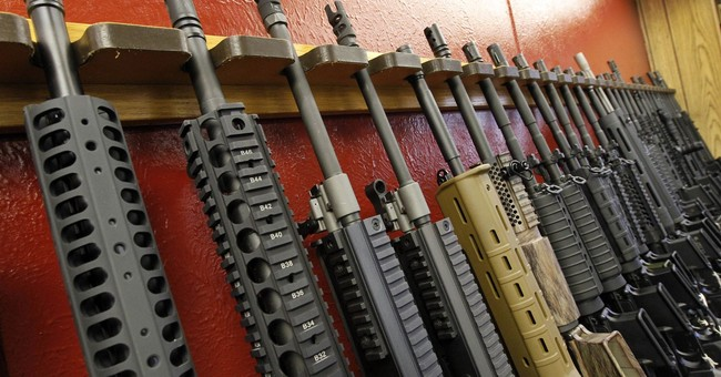 Democratic Congressman: Let's Force Gun Owners To Turn Over Their AR-15 And Other Rifles