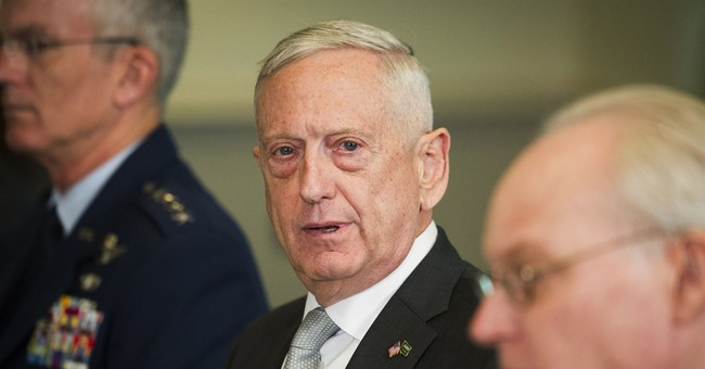 Mattis Jokes to Bolton, 'I Heard That You're Actually the Devil Incarnate'