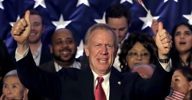 Tuesday's Vote Forecasts Bleak November for Rauner