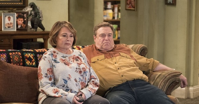 Hysterical 'Roseanne' Premiere Pits Sister Against Sister in Trump Era