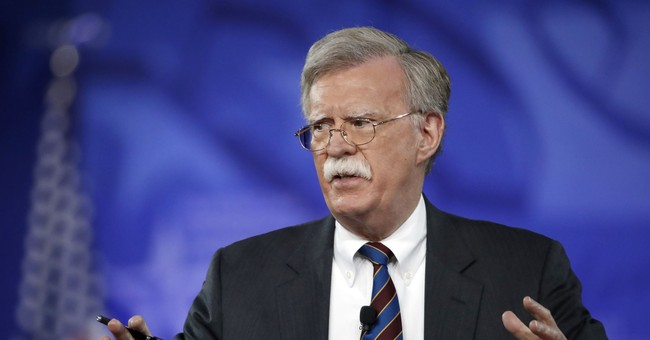 John Bolton Is Good for the U.S. and Bad for Iran