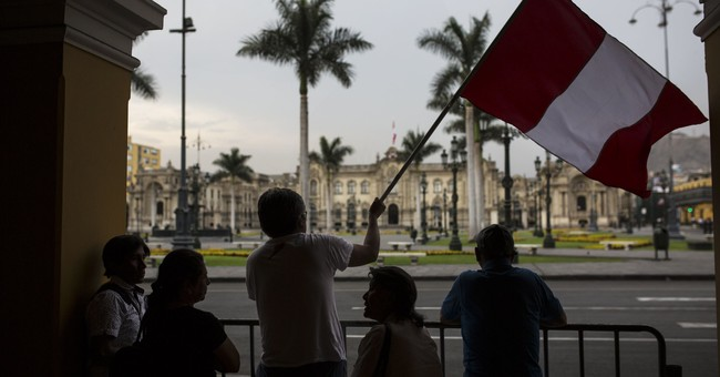 Death Rate In Peru Proves That Lockdowns Won't Stop COVID-19