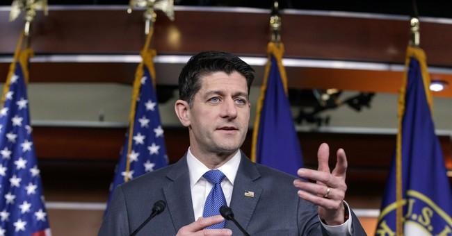 Rumor Mill: Is Paul Ryan Leaving?; UPDATE: Speaker's Office Says He's Not