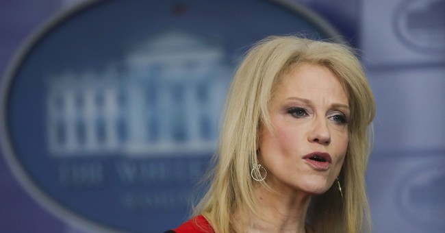 Conway Defends Trump Calling Out Black Reporter For 'Racist' Question
