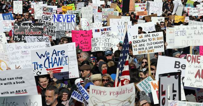 'March for Our Lives' Comes to DC
