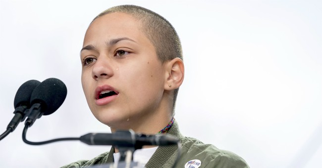 New Yorker: Parkland Anti-Gun Activist Is Like Joan Of Arc