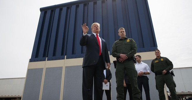 Hundreds of Sheriffs Demand Congress Build the Wall, Crack Down on Illegal Immigration