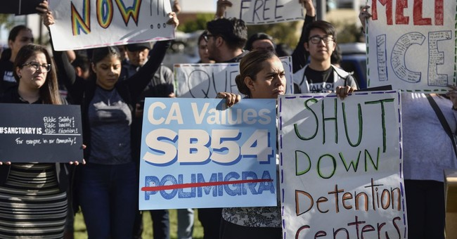 ICYMI: A California Judge Ruled That The Sanctuary State Law Is Unconstitutional