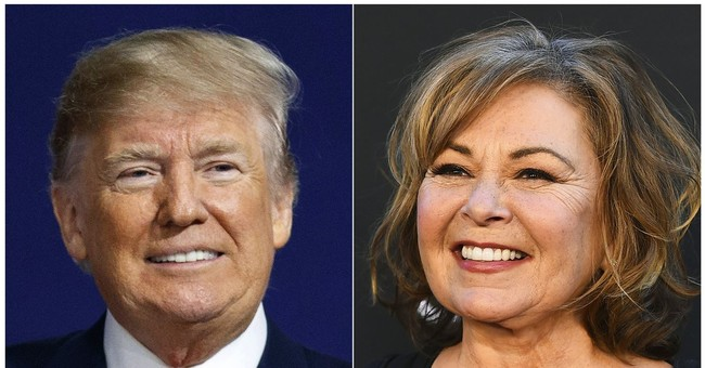 Roseanne Barr Takes on Jimmy Kimmel: Liberals Went Crazy, I'm Still The Same