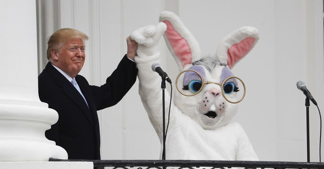 The White House Easter Egg Roll Has Been Cancelled